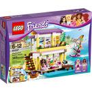 LEGO Stephanie's Beach House Set 41037 Packaging
