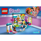 LEGO Stephanie's Bedroom Set 41328 Instructions
