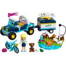 LEGO Stephanie's Buggy & Trailer  Set 41364