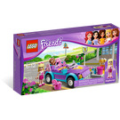 LEGO Stephanie's Cool Convertible Set 3183 Packaging