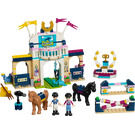 LEGO Stephanie's Horse Jumping Set 41367