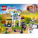 LEGO Stephanie's Horse Jumping Set 41367 Instructions
