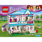 LEGO Stephanie's House Set 41314 Instructions