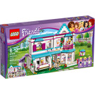 LEGO Stephanie's House Set 41314 Packaging
