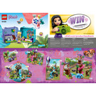 LEGO Stephanie's Jungle Play Cube Set 41435 Instructions