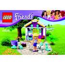 LEGO Stephanie's New Born Lamb Set 41029 Instructions