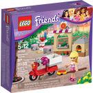 LEGO Stephanie's Pizzeria Set 41092 Packaging