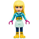 LEGO Stephanie with Skiing Outfit Minifigure