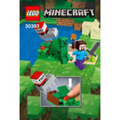 LEGO Steve and Creeper Set 30393