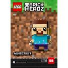 LEGO Steve & Creeper Set 41612 Instructions