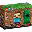 LEGO Steve & Creeper Set 41612 Packaging