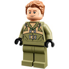 LEGO Steve Rogers Minifigure