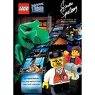 LEGO Steven Spielberg Moviemaker Set 1349 Instructions