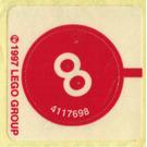 LEGO Sticker for Set 2542