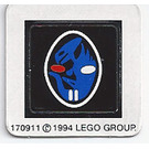 LEGO Sticker for Set 6854 (In-Set Alternate) (170911)