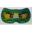 LEGO Sticker, Ninjago Eyes/Snake (Hologram) - Club Magazine (4659613)