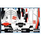 LEGO Sticker Sheet 1 for Set 42096 (49739)