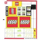 Buy Lego City Stickers Brick Owl Lego Marketplace