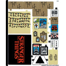 LEGO Sticker Sheet 1 for Set 75810 (52994)