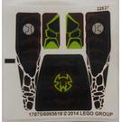 LEGO Sticker Sheet 2 for Set 70134 (17075)