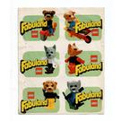 LEGO Sticker Sheet - Fabuland (6 Stickers)