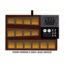 LEGO Sticker Sheet for Set 10144 (53390)