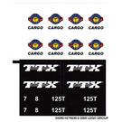 LEGO Sticker Sheet for Set 10170 (54290)