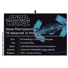 LEGO Sticker Sheet for Set 10175 (56142)