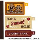 LEGO Sticker Sheet for Set 10267 (56409)