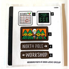 LEGO Sticker Sheet for Set 10275 (69388)