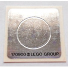 LEGO Sticker Sheet for Set 1737 / 6815 / 6854 / 6856 / 6899 / 6938