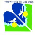LEGO Sticker Sheet for Set 1817 (71398)