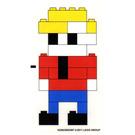 LEGO Sticker Sheet for Set 21200 (10286)