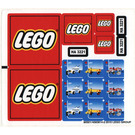 LEGO Sticker Sheet for Set 3221 (90501)