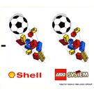 LEGO Sticker Sheet for Set 3309 (72827)