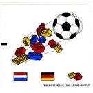LEGO Sticker Sheet for Set 3310 (72828)