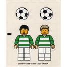 LEGO Sticker Sheet for Set 3419 (23236)