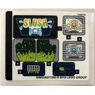 LEGO Sticker Sheet for Set 40336 (64953)