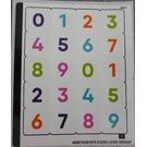 LEGO Sticker Sheet for Set 40382 (66887)