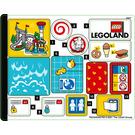 LEGO Sticker Sheet for Set 40473 (78235)
