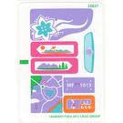 LEGO Sticker Sheet for Set 41013 (14248)