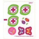 LEGO Sticker Sheet for Set 41059 (17790 / 17791)