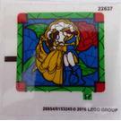 LEGO Sticker Sheet for Set 41067 - Sheet 2 (26854)