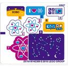 LEGO Sticker Sheet for Set 41116 (25706)