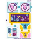 LEGO Sticker Sheet for Set 41133 (26994)