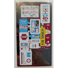 LEGO Sticker Sheet for Set 41134 (27060)