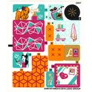 LEGO Sticker Sheet for Set 41135 (25481 / 25486)