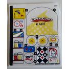 LEGO Sticker Sheet for Set 41231 (30496)