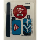 LEGO Sticker Sheet for Set 41233 (30910)