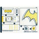 LEGO Sticker Sheet for Set 41237 (33983)